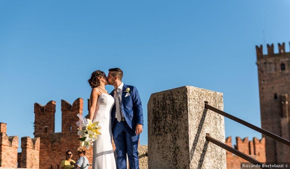 Il matrimonio di Mattia e Antonia a Verona, Verona