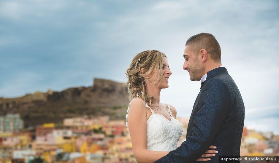Il matrimonio di Giovanni e Silvia a Castelsardo, Sassari
