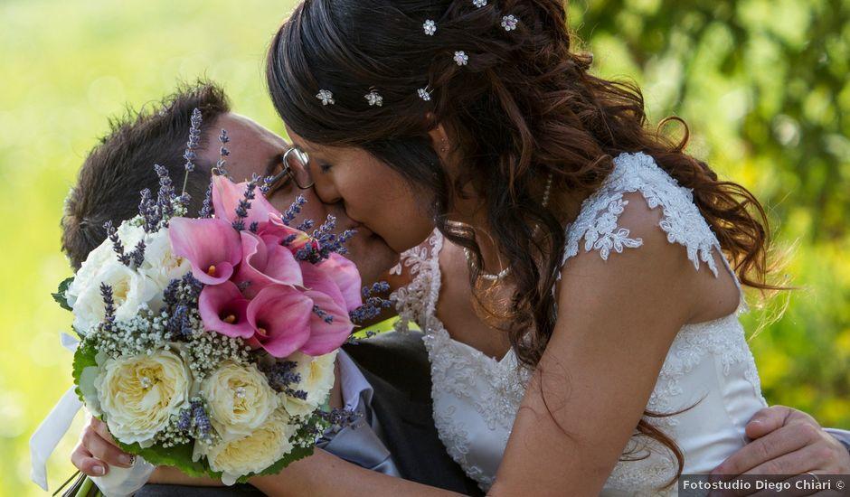 Il matrimonio di Simone e Sonia a Rezzato, Brescia