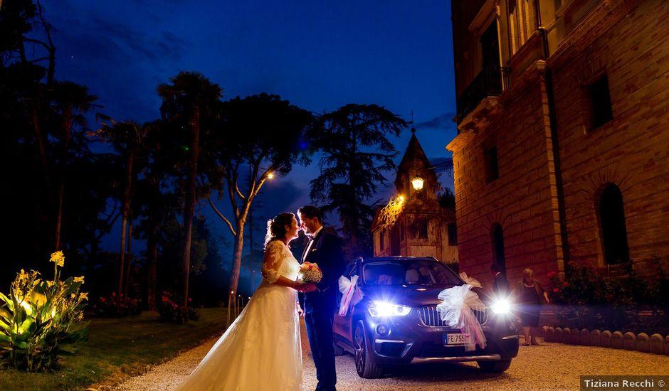 Il matrimonio di Alessandro e Francesca a CivitelladelTronto, Teramo