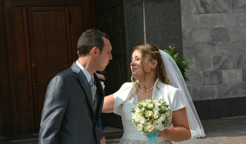 Il matrimonio di Mattia e Giulia a Sedriano, Milano
