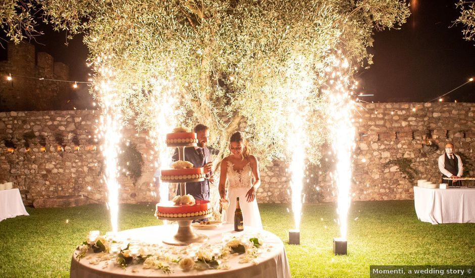 Il matrimonio di Dario e Alessandra a Lonato del Garda, Brescia