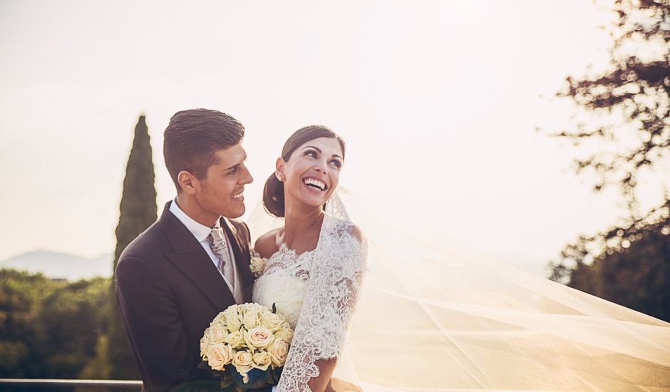 Il matrimonio di Luca e Elisa a Arezzo, Arezzo