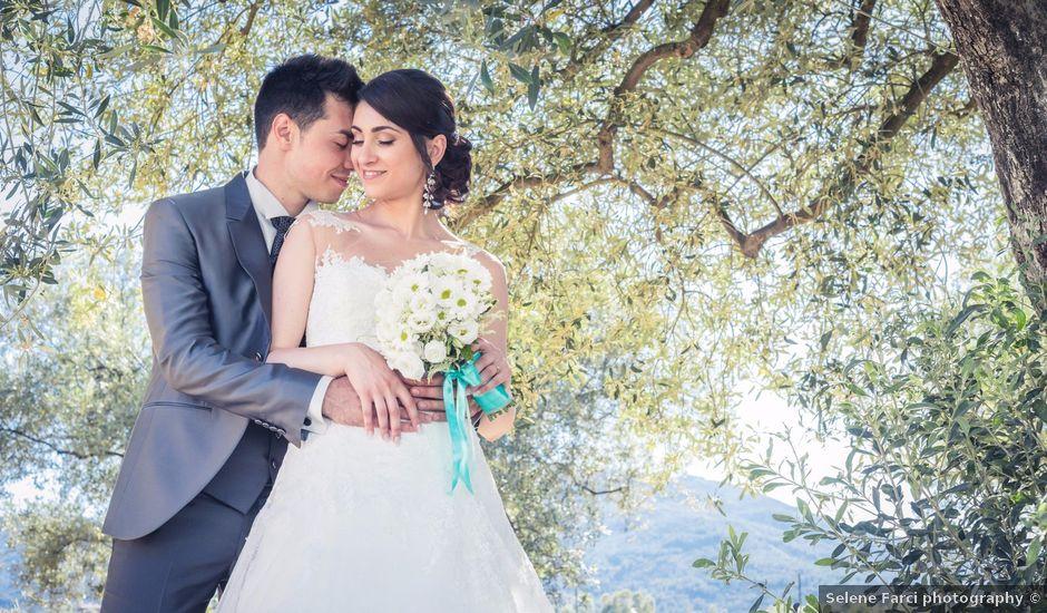 Il matrimonio di Alberto e Veronica a Sarroch, Cagliari