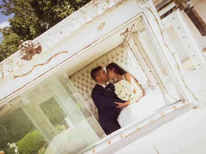le nozze di Elisa e Mirland