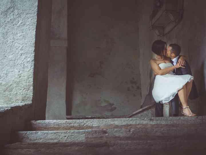 Le nozze di Ketty e Riccardo