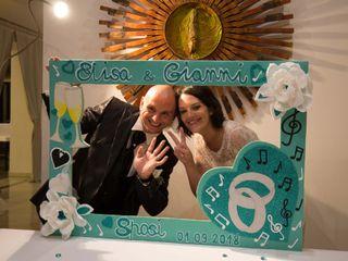 Le nozze di Elisa e Gianni 1