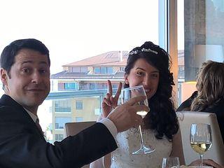 Le nozze di Sarah e Fabrizio