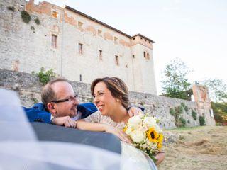 Le nozze di Fabiana e Fernando