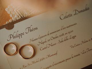Le nozze di Colette e Philippe 2