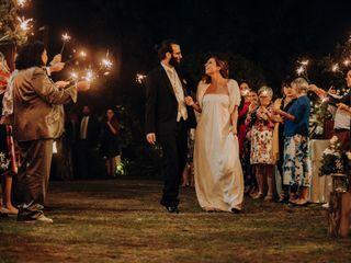 Le nozze di Colette e Philippe