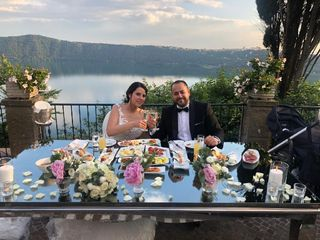 Le nozze di Francesca e Gioacchino