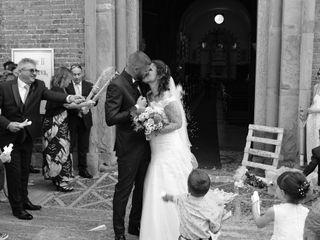 Le nozze di Cristiana e Stefano