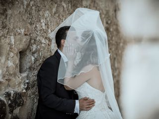 Le nozze di Angela e Gianfranco