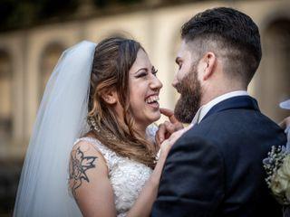 Le nozze di Claudia e Simone