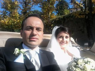 Le nozze di Luca  e Roberta