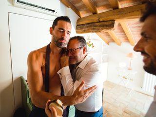 Le nozze di Arianna e Miguel 2