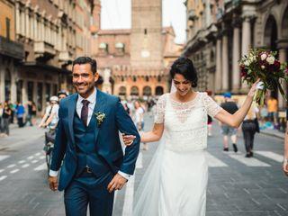 Le nozze di Arianna e Miguel