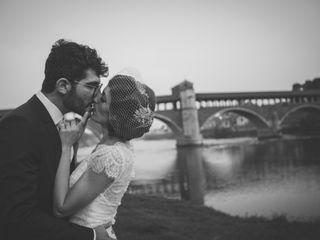 Le nozze di Elisa e Federico