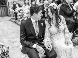 Le nozze di Greta e Camillo