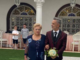 Le nozze di Antonio  e Antonio 1