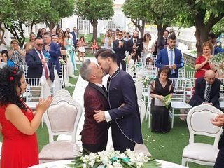 Le nozze di Antonio  e Antonio