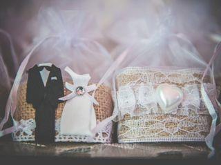 Le nozze di Laura e John 1
