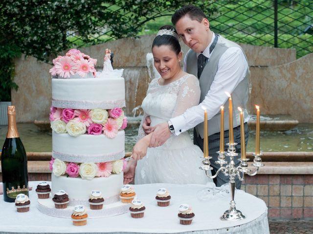 Le nozze di Paola e Mattia