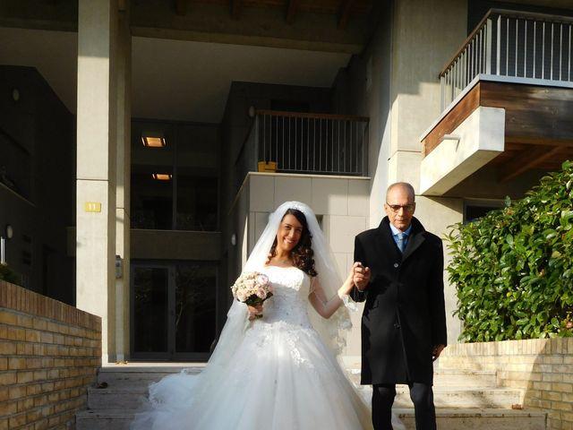 Il matrimonio di Fabrizio e Sarah a Pescara, Pescara 8