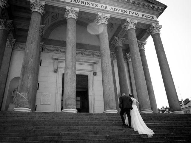 le nozze di Giorgia e Emanuele