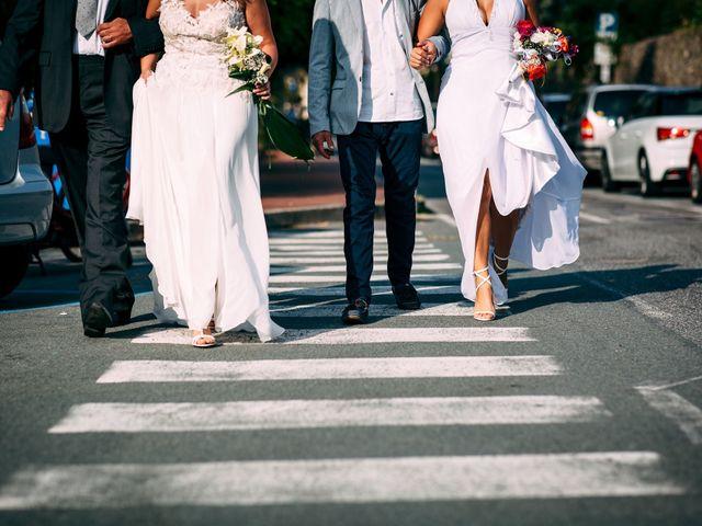 Il matrimonio di Serena e Eleonora a Albenga, Savona 15