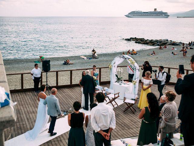 Il matrimonio di Serena e Eleonora a Albenga, Savona 19