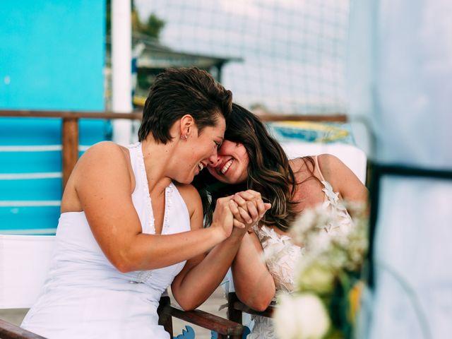 Il matrimonio di Serena e Eleonora a Albenga, Savona 23
