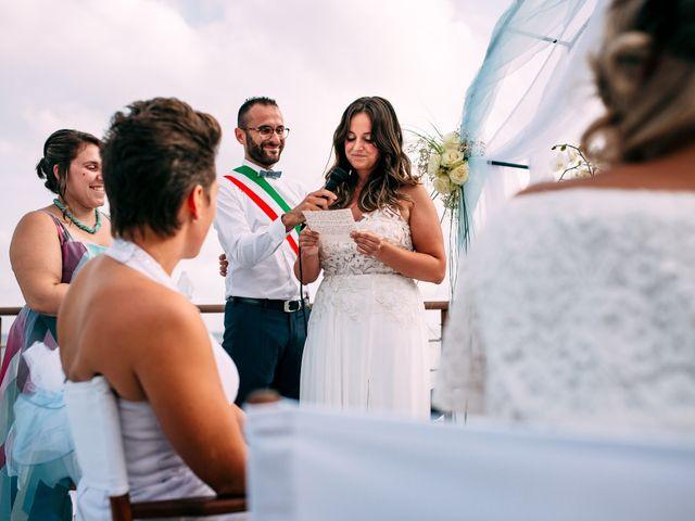 Il matrimonio di Serena e Eleonora a Albenga, Savona 25