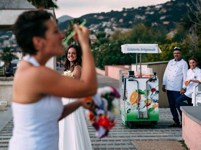 Il matrimonio di Serena e Eleonora a Albenga, Savona 36