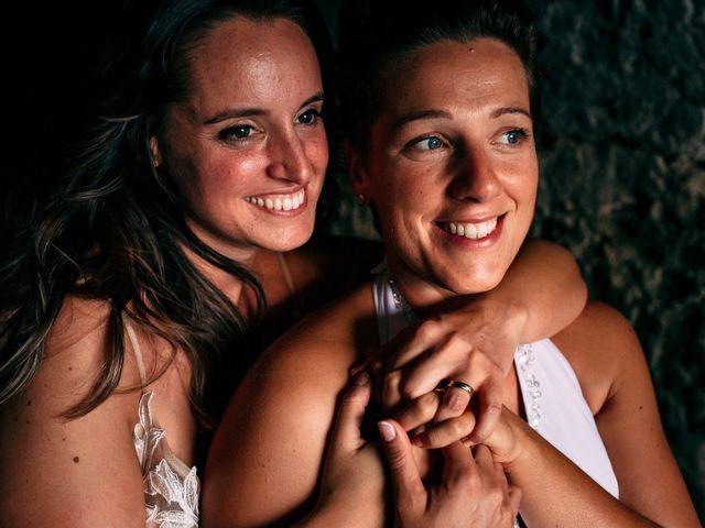 Il matrimonio di Serena e Eleonora a Albenga, Savona 41