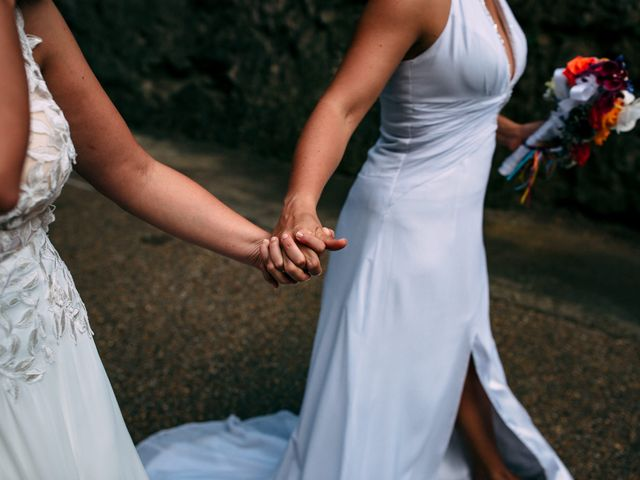 Il matrimonio di Serena e Eleonora a Albenga, Savona 47