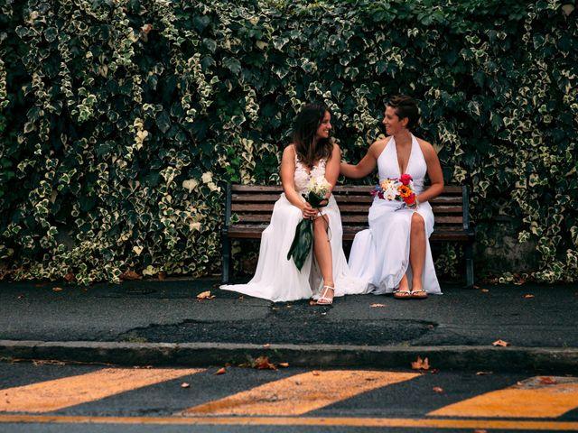 Il matrimonio di Serena e Eleonora a Albenga, Savona 48