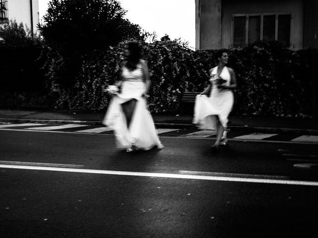 Il matrimonio di Serena e Eleonora a Albenga, Savona 49