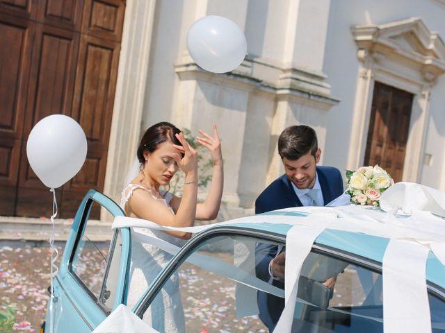 Il matrimonio di Stefano e Laura a Vicenza, Vicenza 24