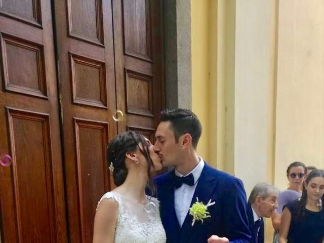 Il matrimonio di Andrea e Ilaria a Spino d'Adda, Cremona 3