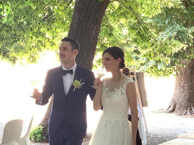 Il matrimonio di Andrea e Ilaria a Spino d'Adda, Cremona 4