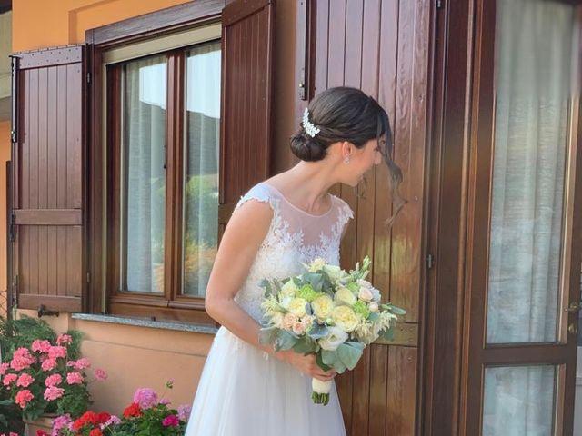 Il matrimonio di Andrea e Ilaria a Spino d'Adda, Cremona 6
