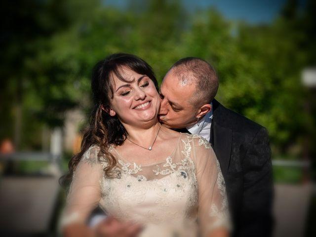 Le nozze di Roberta e Maurizio
