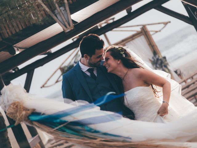 Le nozze di Giorgia e Fabio