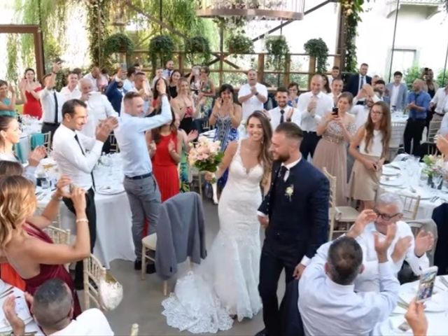 Il matrimonio di Andrea e Michela a Rodengo-Saiano, Brescia 2