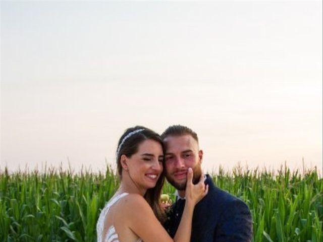 Il matrimonio di Andrea e Michela a Rodengo-Saiano, Brescia 7