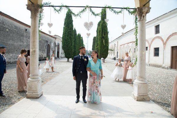 Il matrimonio di Andrea e Michela a Rodengo-Saiano, Brescia 9
