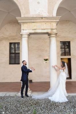 Il matrimonio di Andrea e Michela a Rodengo-Saiano, Brescia 12