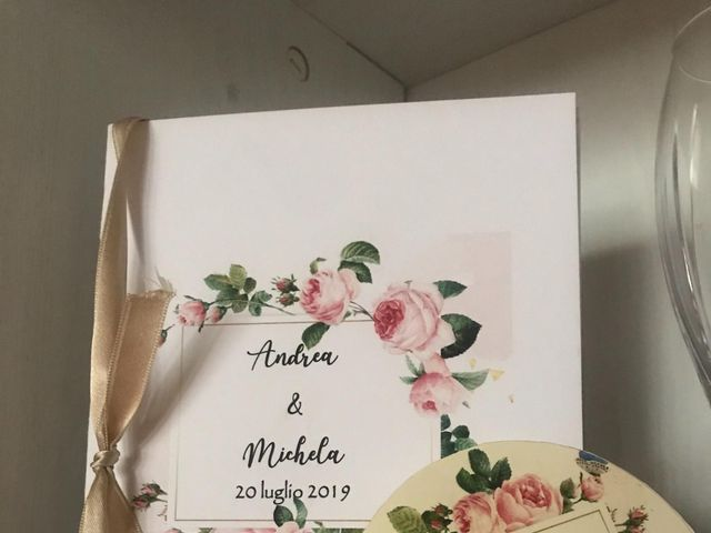 Il matrimonio di Andrea e Michela a Rodengo-Saiano, Brescia 18